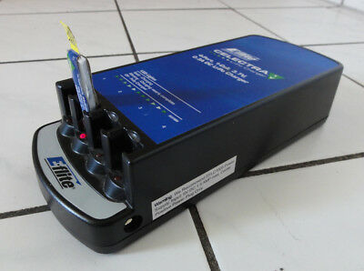 E-flite 4-Port Charger 1S LiPo Ladegerät 0,3A - mobil - Tiny Whoop - Inductrix