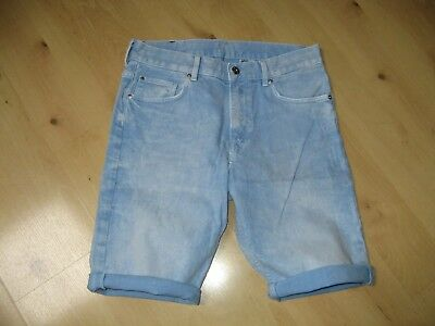 Tolle Jeans Shorts kurze Hose von H&M in Gr. 164 used look