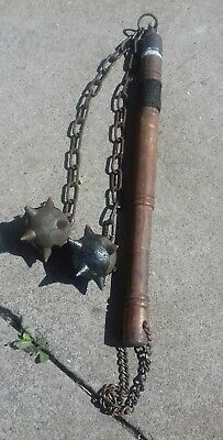 Medieval Mace for display or  renactment