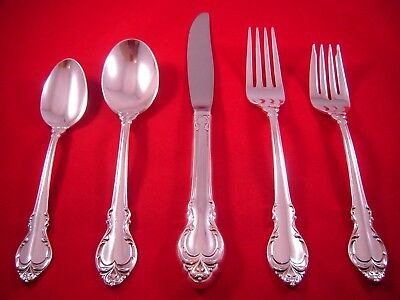 Holmes /& Edwards Silver Fashion Deep Silver silver plate  Your Choice.