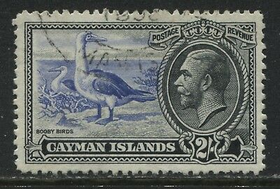 Cayman Islands KGV 1935 2/ used