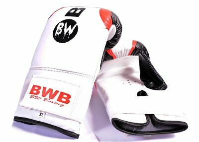 Boxing Gloves Punching Bag MMA Muay thai Training Sparring Glove