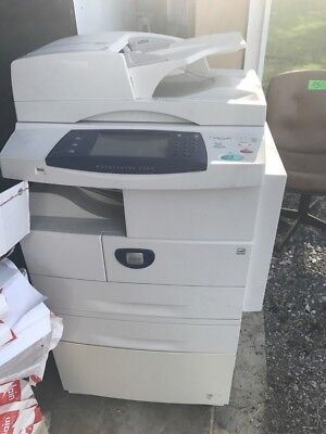 1 Xerox Workcenter 4260 Copy Machine See Pics   (2) Available