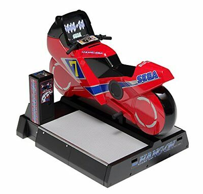 Wave Hang-On Arcade Machine [Ride On Type] 1/12 Scale Plastic Model Kit