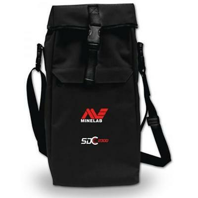 Minelab Carry Bag For SDC 2300 Black
