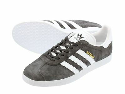 Adidas Originals Mens Gazelle Lace Up Casual Trainers Footwear Shoes Sneakers