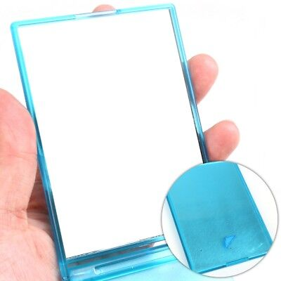 DOLPHIN COMPACT MIRROR Small Pocket Handbag Travel Size Makeup Beauty Hand Bag
