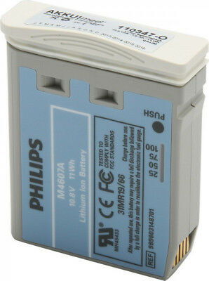 Philips Intellivue  M4607A MP2/ X2 Battery 10.8V 1Ah Lithium Ion NEW