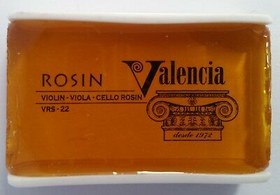 Rosin For Violin / Viola / Cello Quality Student Rosin ***brand New***