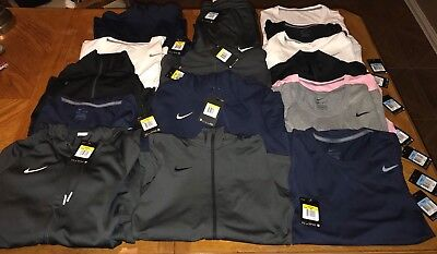 Nike NWT Women Wholesale Lot. MSRP Over $700, 17 Pieces.