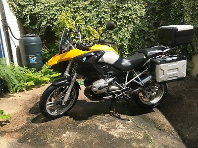 BMW R1200GS, 11/2007, 1 owner, 100% seller, NO RESERVE! Lots of extra's included