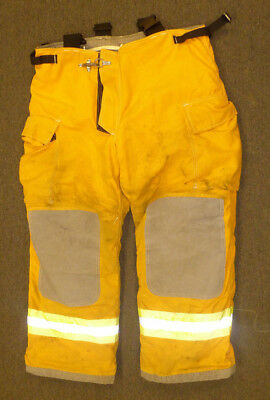 42-R Pants Firefighter Turnout Bunker Fire Gear InnoTex P891