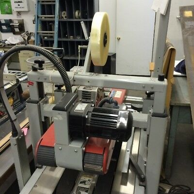 Used 3M box taper model 700A. Type 39600. Top and bottom taping unit in NJ