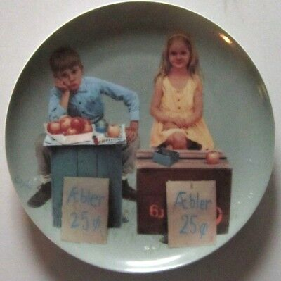 BING and GRONDAHlL Moments of Truth plate,  Unfair Competition   Kurt Ard