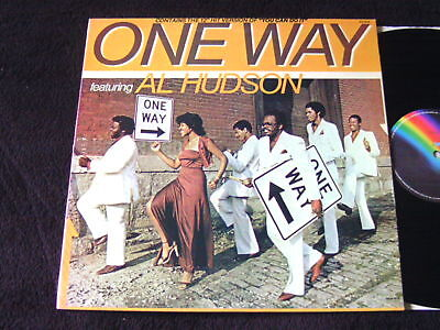"One Way Featuring Al Hudson ""Same"" French Press"