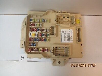 2006-08 hyundai sonata fuse box relay block  91950-a9290