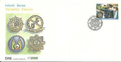 Ireland: Security Forces: Garda: FDC: 1988