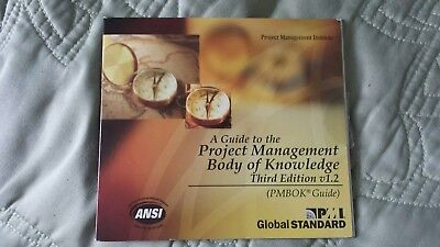 A Guide to the Project Management Body of Knowledge, Third Edition PMBOK Guides