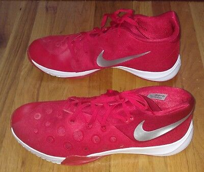 best service dc906 008a2 Like us on Facebook · NIKE ZOOM HYPERQUICKNESS 2015 TB 812976 603 SIZE 18 -  Oversize!