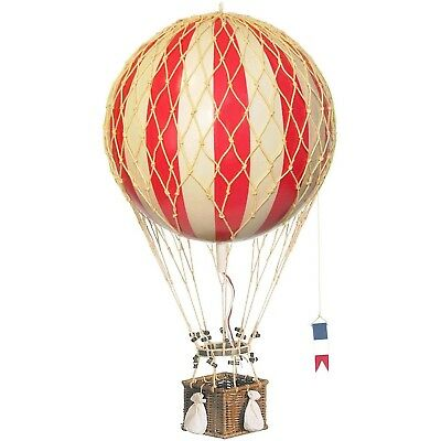 Authentic Models Royal Aero Balloons in True Red