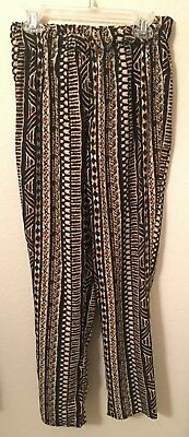 USED Cute Stylish Stretchy Ambiance Apparel Pants Size Small