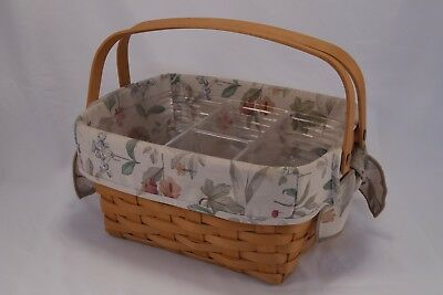Longaberger Basket - Sewing Notions