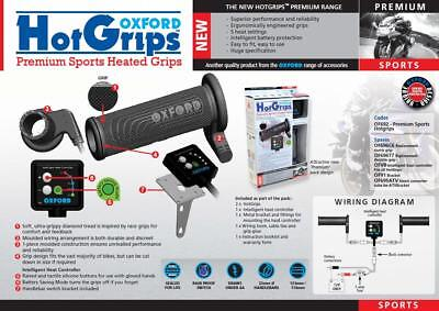 Cheap Oxford Hot Grips For Motorcycles Winter Heated Grips Sports Was Rrp $149