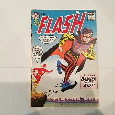 Flash 113 Fine  HUGE DC SILVER AGE COLLECTION No Reserve