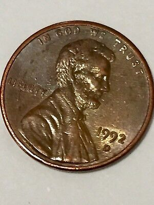 1992-D 1c Lincoln Penny (very Close A/M)