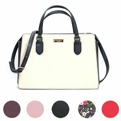56c2cfea50 NEW KATE SPADE New York Lise Mulberry Street Satchel Crossbody ...