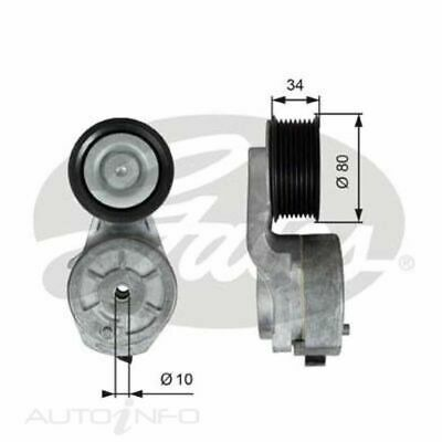 38704 Gs Hd Tensioner - 38704