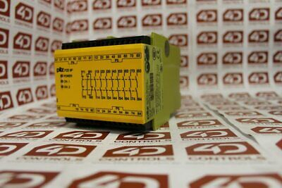 Pilz PZE 9P Safety Relay - Used