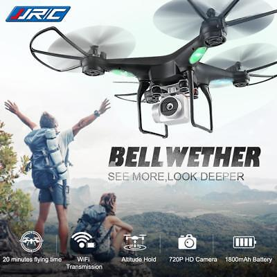 JJRC H68 RC Quadcopter 720P HD Camera Wifi FPV Drone Altitude Hold 3D flips B4R6