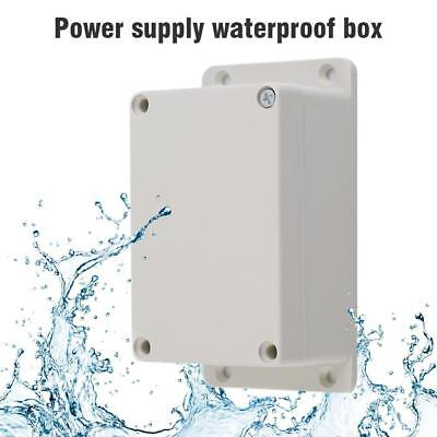 Waterproof Plastic Electronics Project Box Enclosure Hobby Case Cover Screw