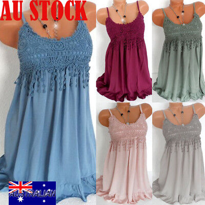 Plus Size Women's Lace Strappy Mini Dress Summer Beach Evening Cocktail SunDress