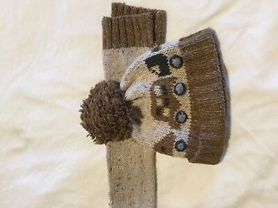 Boys Next Hat And Scarf Set 1-2yrs