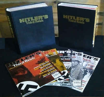 Hitler's Third Reich Partwork Magazine - Complete Pdf Collection On Dvd