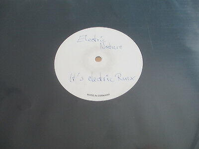 "Vinyl 12"",  Electric Nature‎–It's Electric, Ultra-x Records–ULX012,White Label"