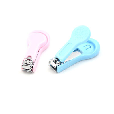 Baby Nail Clippers Safety Cutter Care Toddler Infant Scissors Manicure Set UK