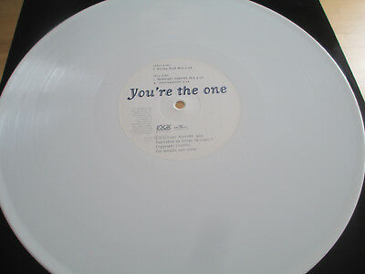 "White Vinyl 12"",  Hysterie ‎– You're The One, LOC 160, 1995"