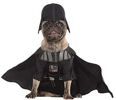 Disney Star Wars Darth Vader Pet Dog Costume Small or S