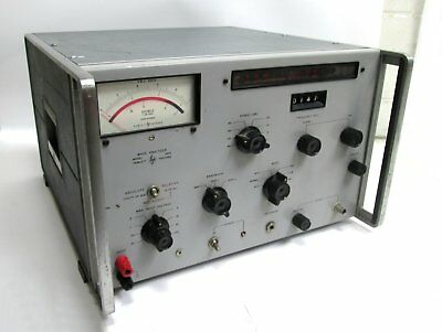 Vintage Hewlett Packard HP Model 310A Wave Analyzer