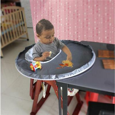 Waterproof Baby High Chair Infant Toddler Feeding Seat Safety Protector Mat Jian