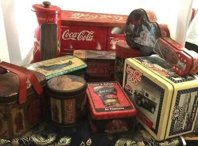 Coca Cola Collection From Estate Sale (Lot 2 of 4)