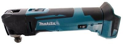 Makita XMT03Z 18V LXT Lithium-Ion Cordless Multi-Tool (REFURBISHED)