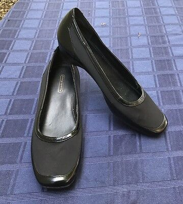 Womens  Easy Spirit Shoes dressy 8 1/2  M Leather And textile