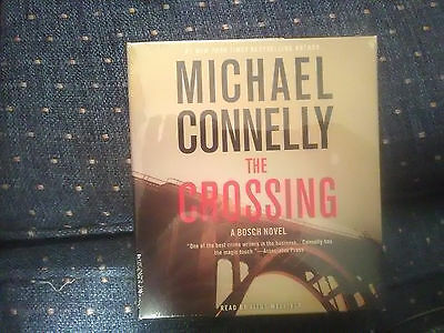 New Audio Book - The Crossing by Michael Connelly 2015 Abridged CDs Harry Bosch