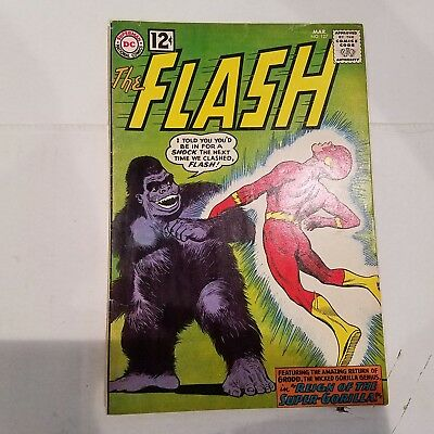 Flash 127 Fine+  HUGE DC SILVER AGE COLLECTION No Reserve