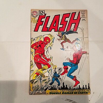 Flash 129 Fine+ HUGE DC SILVER AGE COLLECTION No Reserve