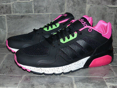 buy popular 58391 e8752 New Adidas Neo Run Support Pink Casual ZX Torsional Equipment Vintage GR 44  NEW